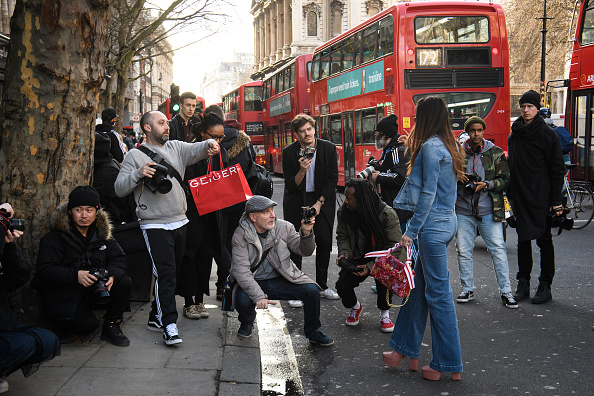 London Fashion Week「London Fashion Week - The Bigger Picture」:写真・画像(0)[壁紙.com]