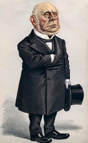 Cartoon「Charles Francis Adams -」:写真・画像(14)[壁紙.com]