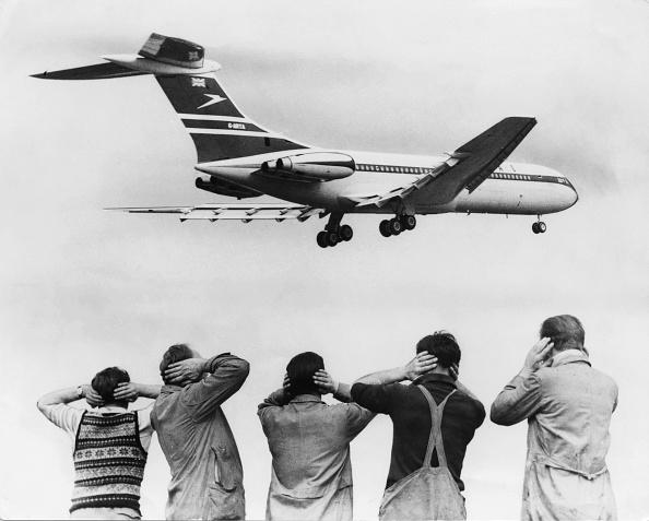 Jet Engine「Vickers VC10」:写真・画像(18)[壁紙.com]