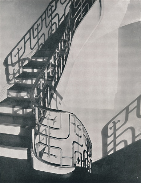 Home Showcase Interior「Staircase Railing In Monel Metal Designed For A New York Residence」:写真・画像(11)[壁紙.com]