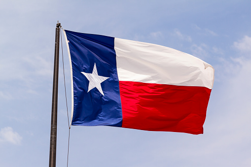 Pole「Texas flag」:スマホ壁紙(11)