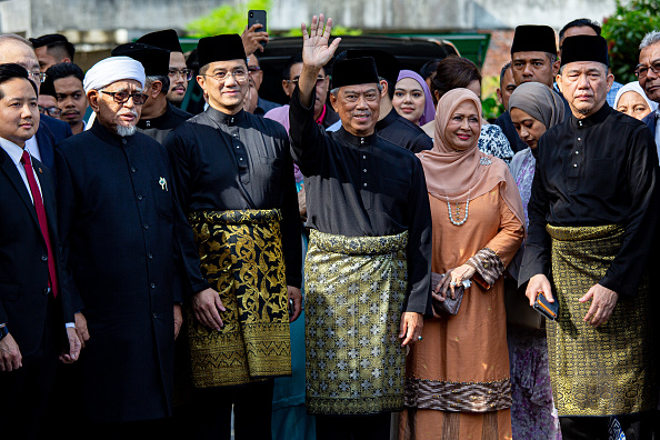 Malaysia「Malaysian Parliament Decides On New Prime Minister」:写真・画像(2)[壁紙.com]