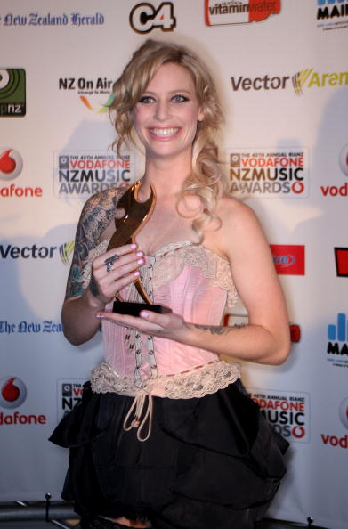 Spark Arena「2010 Vodafone Music Awards - Awards Room」:写真・画像(16)[壁紙.com]