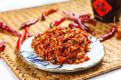 Chili Sauce「Chop bell pepper」:スマホ壁紙(0)