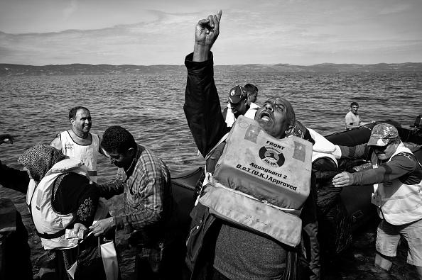 Tom Stoddart Archive「Refugees On Lesbos」:写真・画像(12)[壁紙.com]