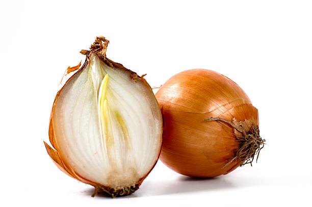 half and whole onion:スマホ壁紙(壁紙.com)