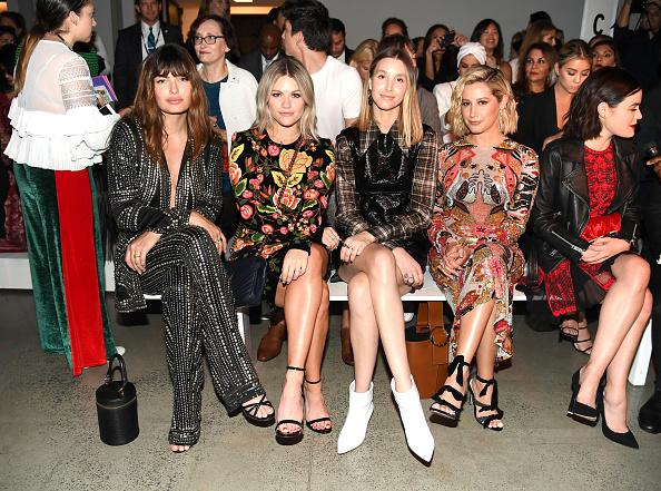ニューヨークファッションウィーク「Naeem Khan - Front Row - September 2018 - New York Fashion Week: The Shows」:写真・画像(10)[壁紙.com]