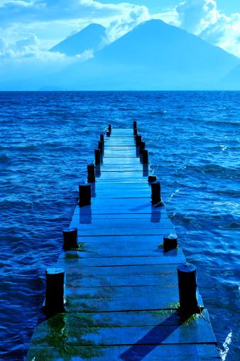 Lake Atitlan「Blue lagoon」:スマホ壁紙(6)