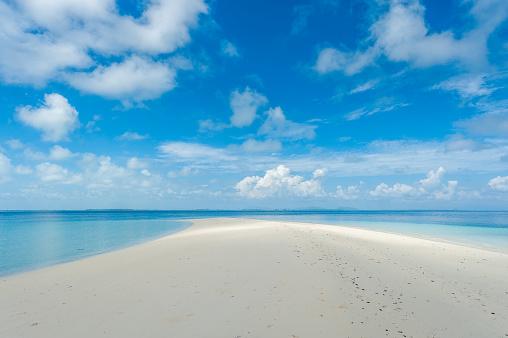 青「Blue Lagoon, Semporna, Sabah, Malaysia」:スマホ壁紙(0)