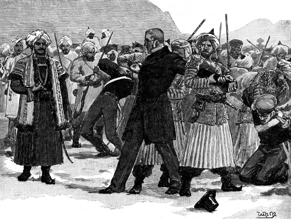 Colony - Group of Animals「Seizure of Sir William Macnaghten」:写真・画像(18)[壁紙.com]
