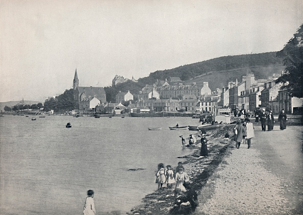 Water's Edge「Port Bannatyne - A Pleasant Walk」:写真・画像(7)[壁紙.com]