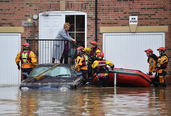 Jeff J Mitchell「Severe Flooding Affects Northern England」:写真・画像(3)[壁紙.com]