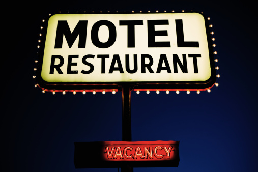 Motel「Motel Sign Nevada USA」:スマホ壁紙(3)