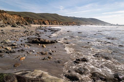 California State Route 1「Andrew Molera Beach, Big Sur, California」:スマホ壁紙(14)