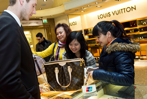 Shopping「Harrods Customers Use UnionPay Debit Cards To Make Purchases」:写真・画像(15)[壁紙.com]