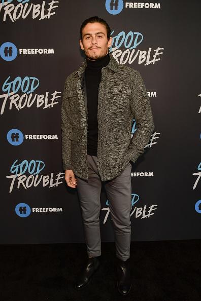 "Black Boot「Premiere Of Freeform's ""Good Trouble"" - Arrivals」:写真・画像(15)[壁紙.com]"