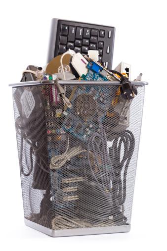 Mother Board「computer trash bin」:スマホ壁紙(7)