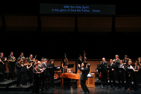 Classical Concert「Rinaldo Alessandrini」:写真・画像(9)[壁紙.com]