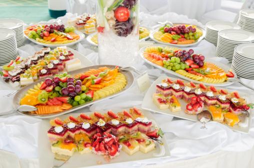 Buffet「Fruit and dessert platters」:スマホ壁紙(7)