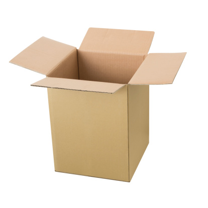 Tall - High「Tall Open Cardbox Box - Isolated」:スマホ壁紙(14)