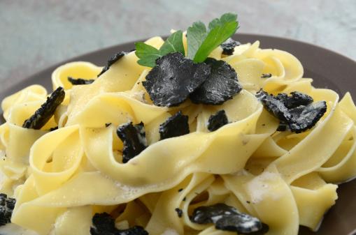 Nouvelle-Aquitaine「Pappardelle pasta with black truffles」:スマホ壁紙(6)