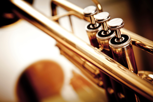 Close-up「Trumpet」:スマホ壁紙(5)