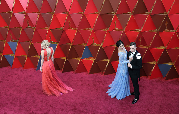 Adam Rippon「90th Annual Academy Awards - Arrivals」:写真・画像(5)[壁紙.com]