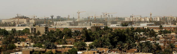 Baghdad「Embassy Compound Dominates Central Baghdad」:写真・画像(7)[壁紙.com]