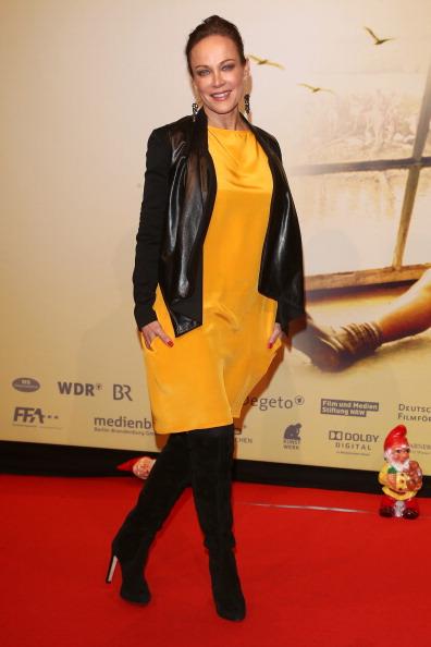 Yellow Dress「'Quelle des Lebens' Germany Premiere」:写真・画像(15)[壁紙.com]
