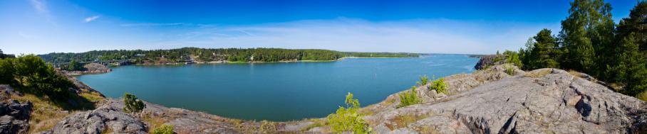 Finland「Archipelago Panorama」:スマホ壁紙(10)