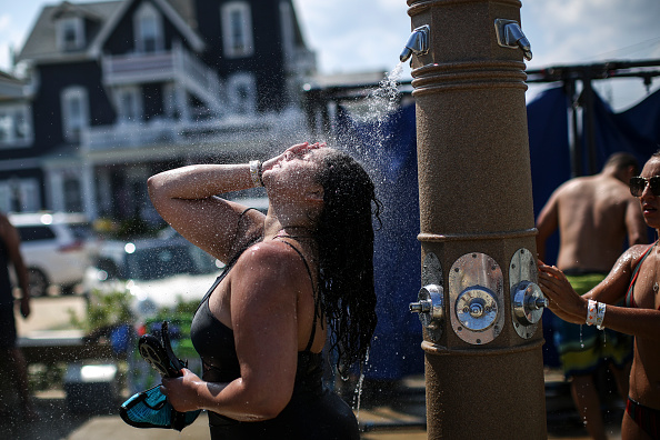 Weather「Dangerous Heat Wave Grips Two-Thirds Of The Nation」:写真・画像(13)[壁紙.com]