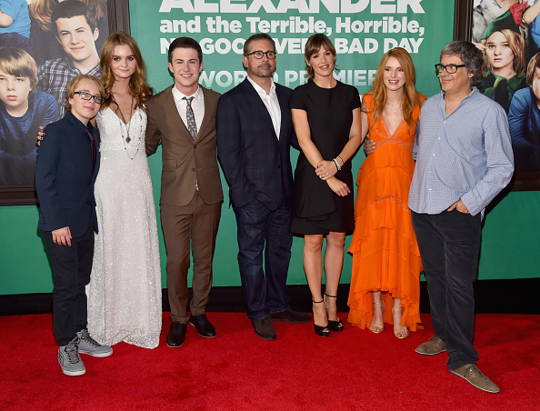 "El Capitan Theatre「The World Premiere of Disney's ""Alexander and the Terrible, Horrible, No Good, Very Bad Day"" - Red Carpet」:写真・画像(10)[壁紙.com]"