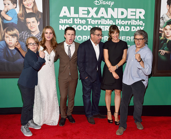 "El Capitan Theatre「The World Premiere of Disney's ""Alexander and the Terrible, Horrible, No Good, Very Bad Day"" - Red Carpet」:写真・画像(12)[壁紙.com]"
