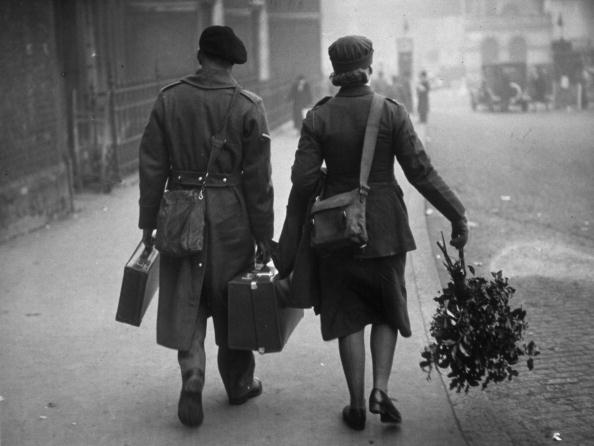 World War II「Home For Christmas」:写真・画像(10)[壁紙.com]