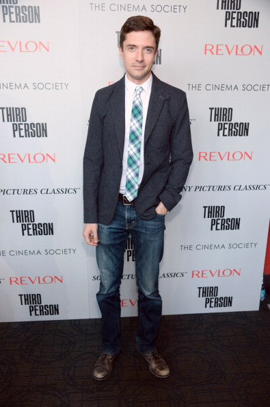 """Landmark Sunshine Theater「The Cinema Society And Revlon Host A Screening Of Sony Pictures Classics' """"Third Person"""" - Arrivals」:写真・画像(14)[壁紙.com]"""