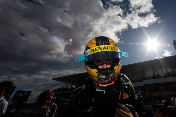 Japanese Formula One Grand Prix「Robert Kubica, Grand Prix Of Japan」:写真・画像(16)[壁紙.com]