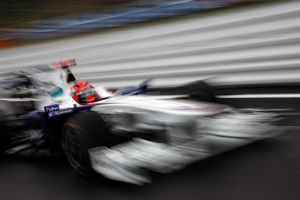 Tokai Region「Robert Kubica, Grand Prix Of Japan」:写真・画像(4)[壁紙.com]