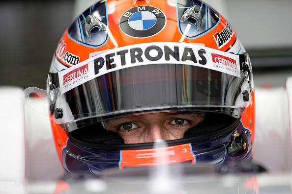 Paul-Henri Cahier「Robert Kubica, Grand Prix Of Australia」:写真・画像(2)[壁紙.com]