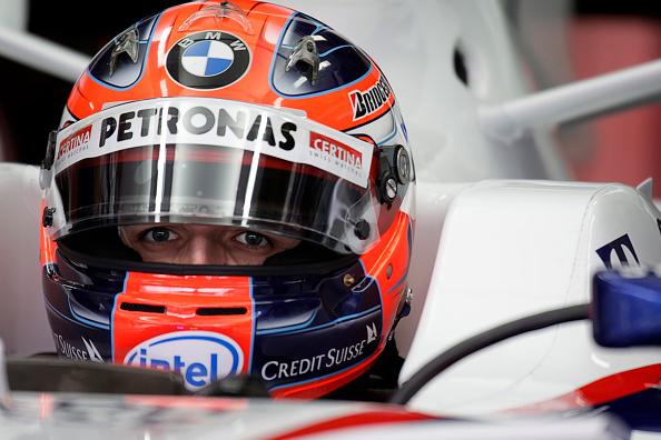 Paul-Henri Cahier「Robert Kubica, Grand Prix Of Brazil」:写真・画像(4)[壁紙.com]