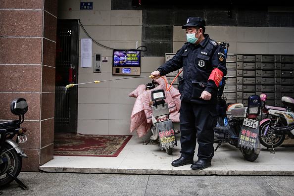 Hubei Province「Wuhan Residents Told Not To Leave As Coronavirus Pneumonia Spreads」:写真・画像(12)[壁紙.com]
