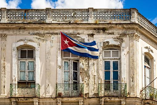 Pole「Cuban national flag」:スマホ壁紙(16)