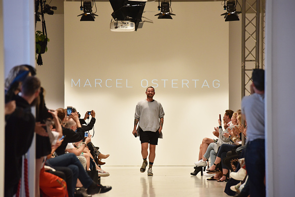 Gratitude「Marcel Ostertag Show - Mercedes-Benz Fashion Week Berlin Spring/Summer 2018」:写真・画像(11)[壁紙.com]
