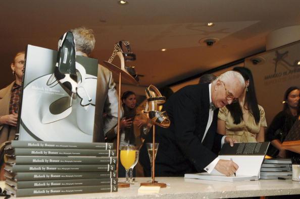 Manolo Blahnik - Designer Label「Manolo Blahnik Hosts Book Signing Party For Eric Boman」:写真・画像(4)[壁紙.com]