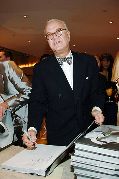 Manolo Blahnik Hosts Book Signing Party For Eric Boman:ニュース(壁紙.com)