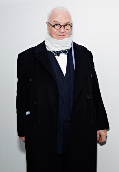 Manolo Blahnik - Fashion Designer「Manolo Blahnik - Presentation - Mercedes-Benz Fashion Week Fall 2014」:写真・画像(9)[壁紙.com]