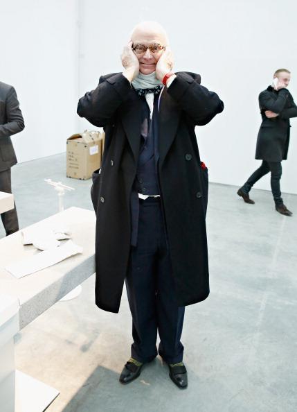 Manolo Blahnik - Designer Label「Manolo Blahnik - Presentation - Mercedes-Benz Fashion Week Fall 2014」:写真・画像(0)[壁紙.com]