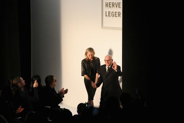 Herve Leger「Herve Leger By Max Azria - Front Row - Fall 2013 Mercedes-Benz Fashion Week」:写真・画像(7)[壁紙.com]