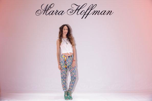 Michael Loccisano「Mara Hoffman - Backstage - Mercedes-Benz Fashion Week Spring 2014」:写真・画像(13)[壁紙.com]
