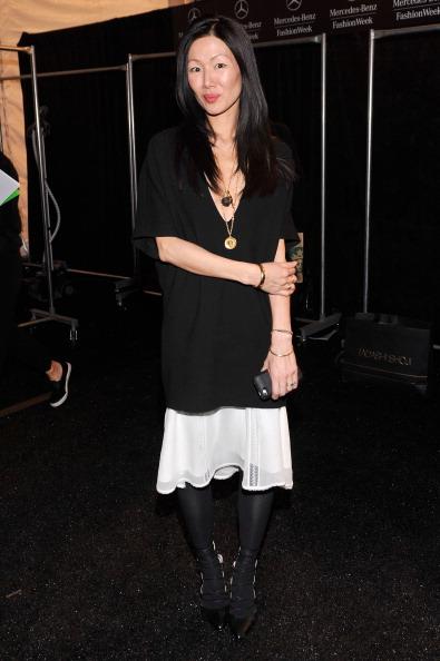 Stephen Lovekin「Marissa Webb - Backstage - Mercedes-Benz Fashion Week Fall 2014」:写真・画像(10)[壁紙.com]