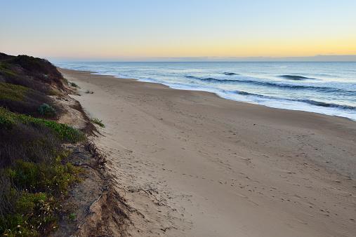 90マイルビーチ「Beach at Dawn」:スマホ壁紙(19)